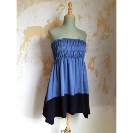 DRESS-SKIRT BLUE