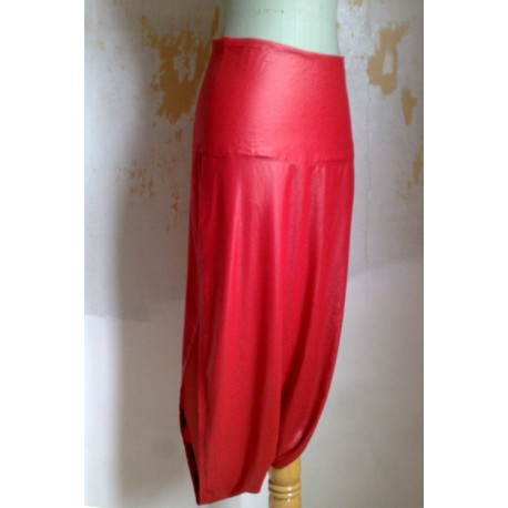 ROLLING SKIRT RED