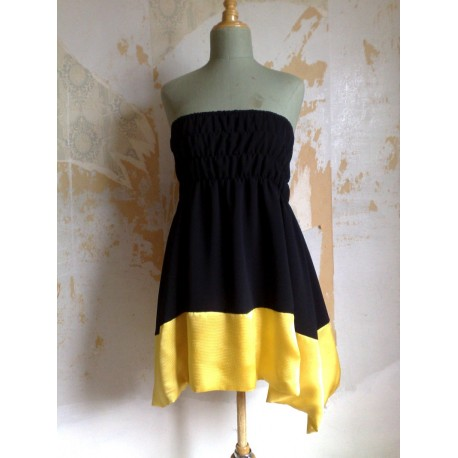 DRESS-SKIRT YELLOW