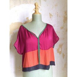 T-END BLOUSE